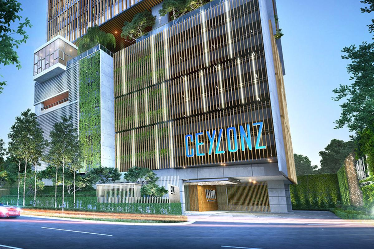 Ceylonz Suites (Completion 2020)