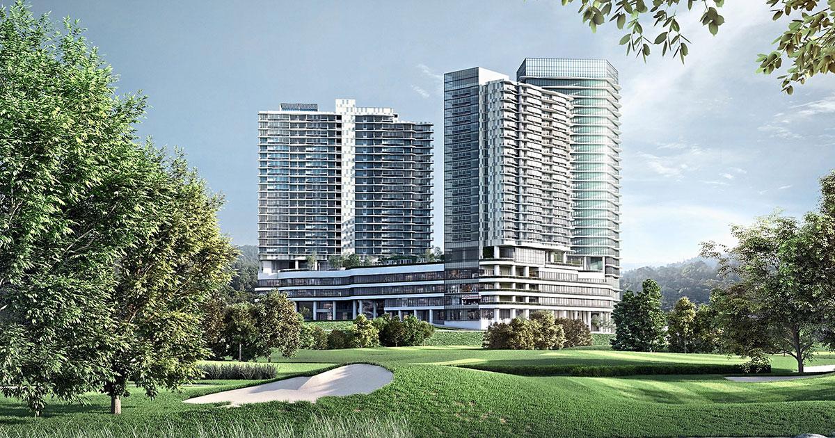 Senada Residence, Bukit Kiara (Completion 2020)